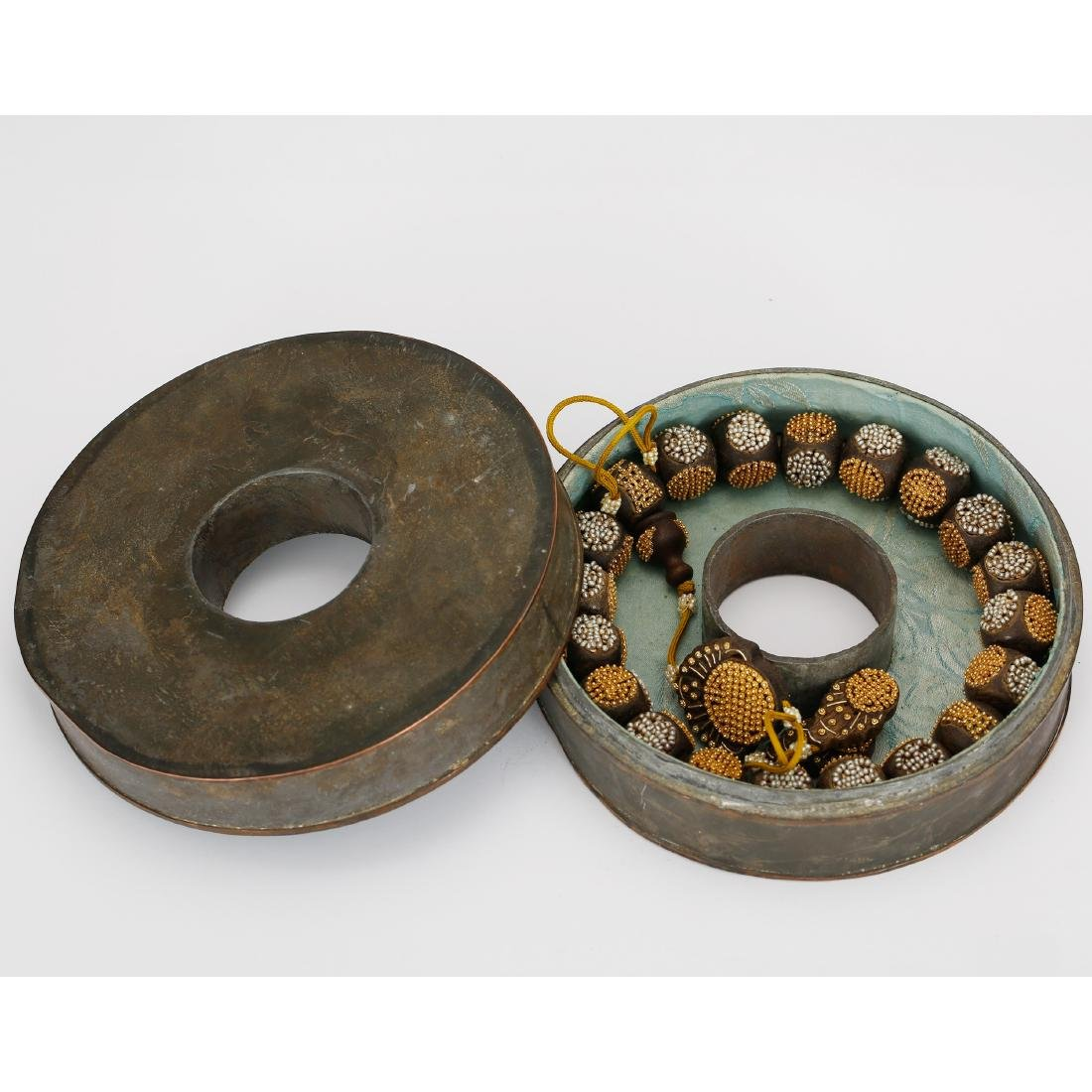 CHINESE QING DYNASTY CHENXIANG BEADS BRACELET - 2