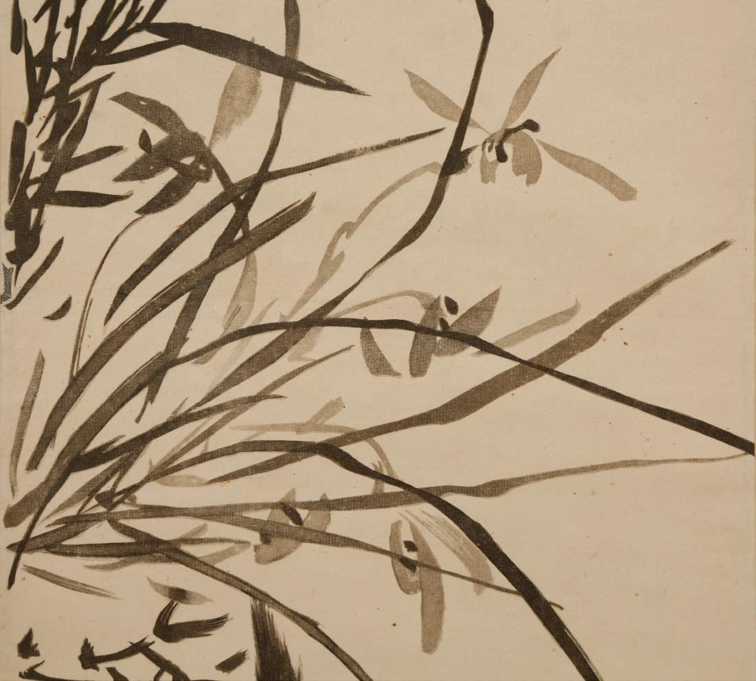 CHINESE SCROLL PAINTING - 4