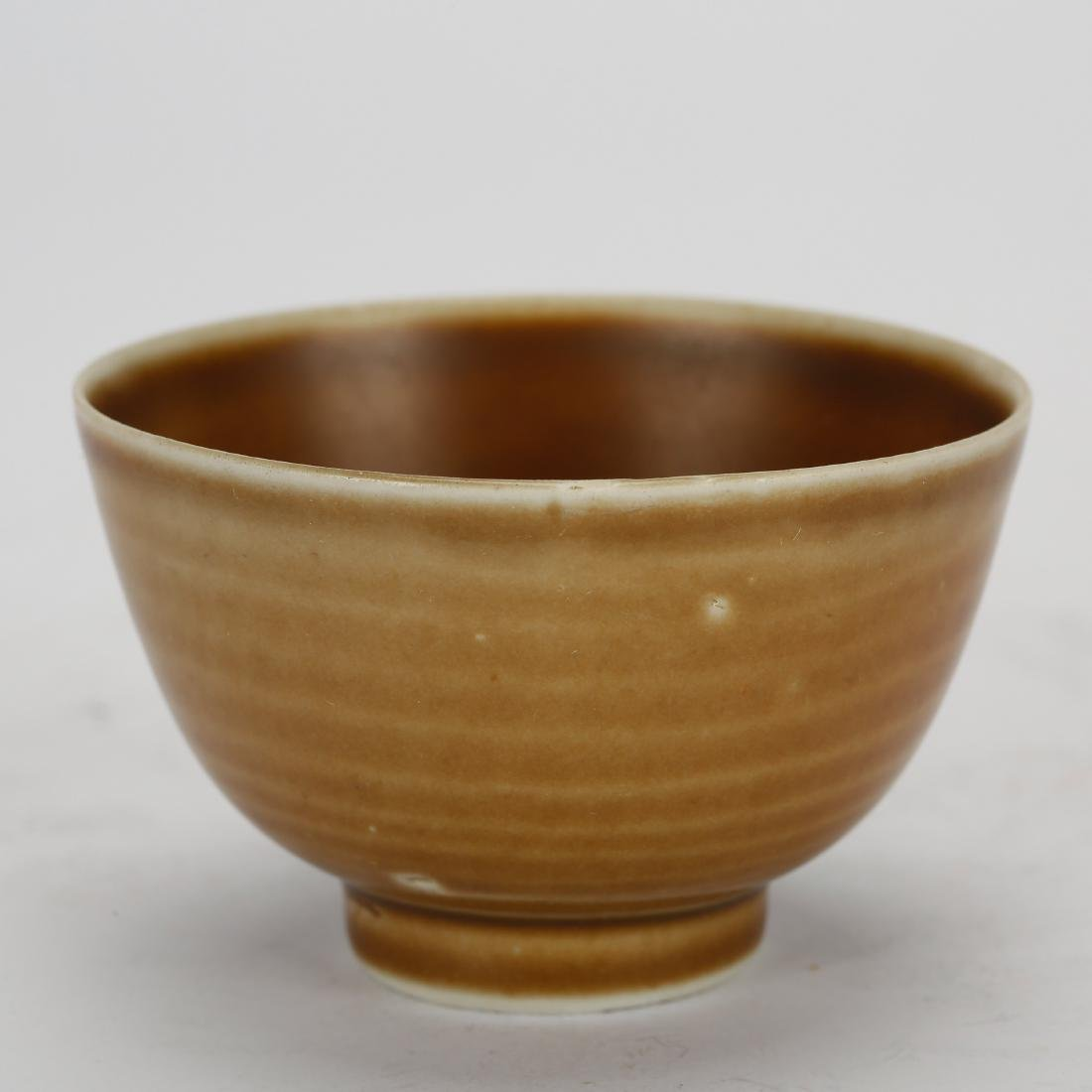 CHINESE GROUP OF 6 TEA CUPS - 4