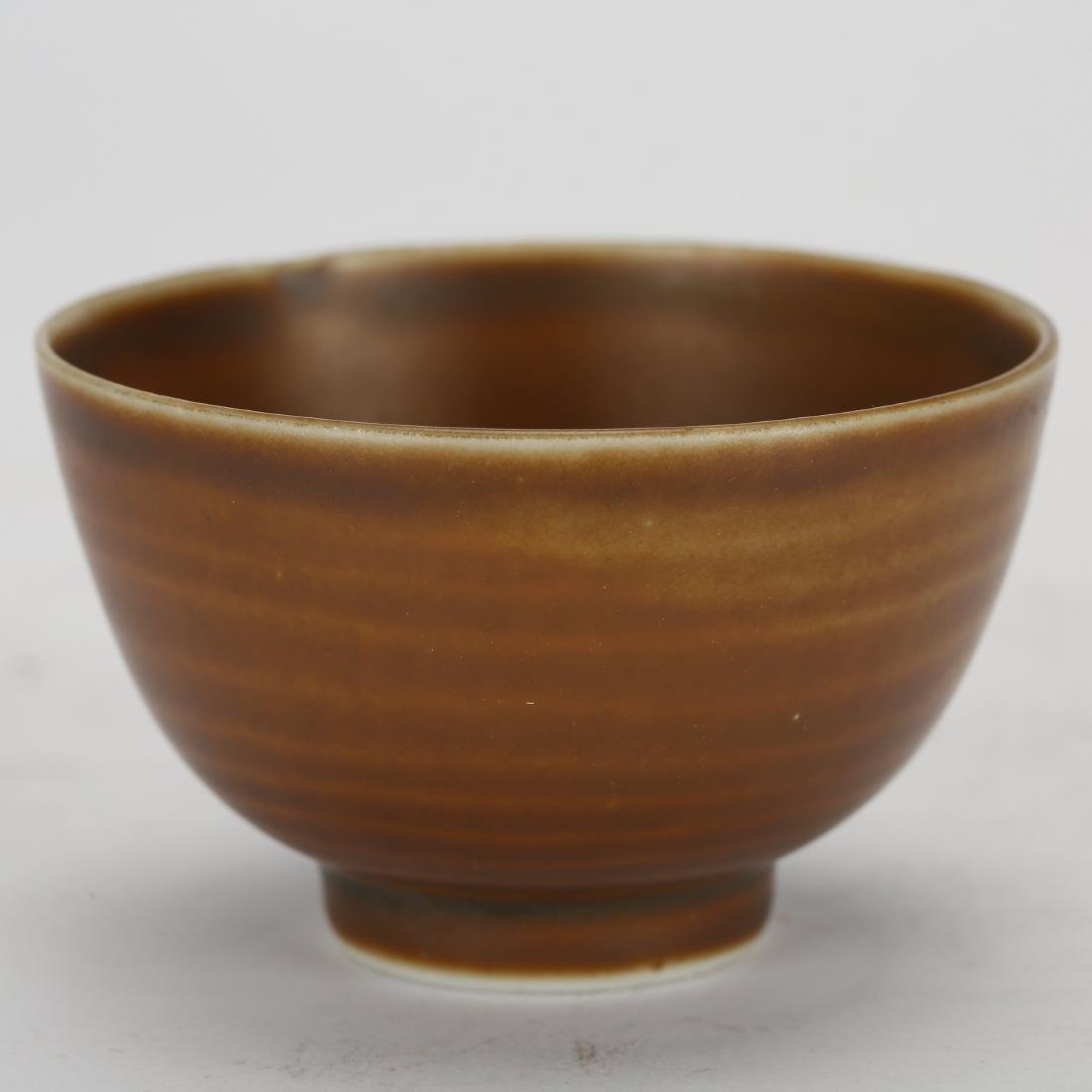 CHINESE GROUP OF 6 TEA CUPS - 6