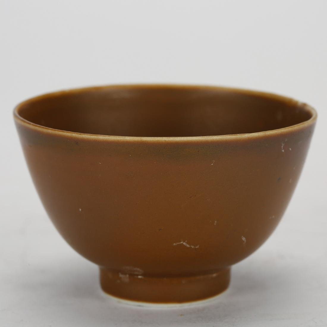 CHINESE GROUP OF 6 TEA CUPS - 9