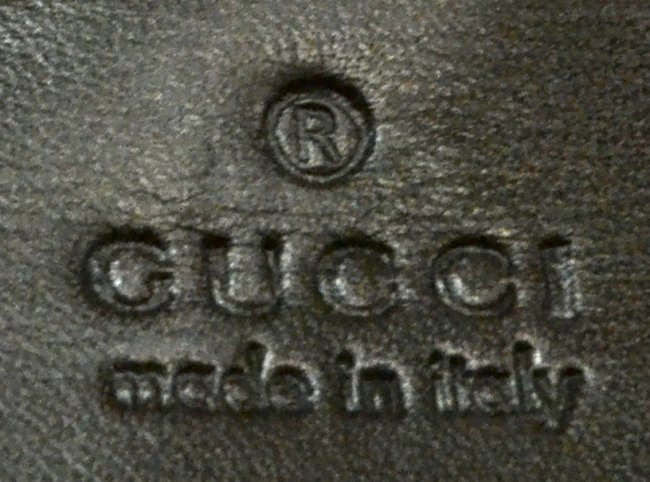 GUCCI Brown Monogram embossed Hysteria Hobo Bag - 4