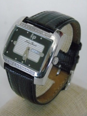 LUCIEN PICARD WATCH WITH DIAMONDS