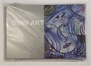 """BMW ART"" factory booklet"