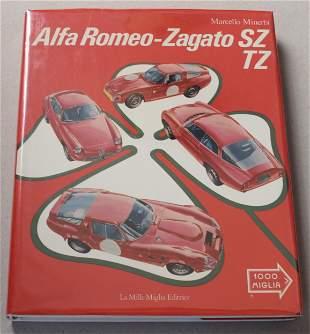 Alfa Romeo Zagato SV TZ. By Marcello Minerbi, 1985.