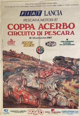 Pescara Motori Coppa Acerbo Circuito di Pescara,