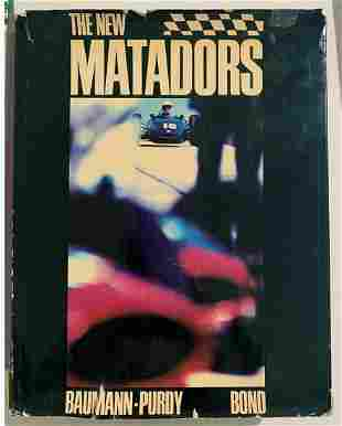 The New Matadors Book, Signed to Briggs Cunningham