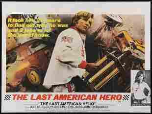 Last American Hero 1973 Movie Poster