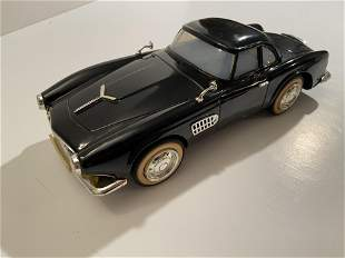 BMW 507 Coupe 1/18 scale tin model