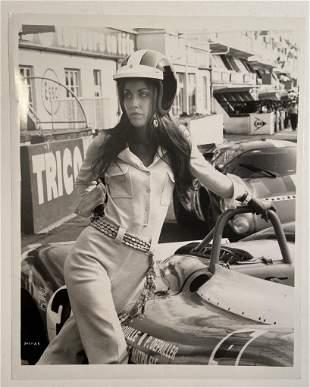 Le Mans Original Film Publicity photo,1971, Matra and