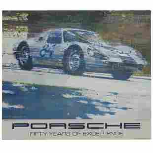"""""""Porsche, Fifty Years of Excellence, Porsche 904"""", A"""