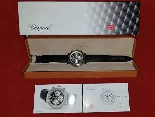 "Chopard ""Mille Miglia"" Participants 2000 Titanium Watch"