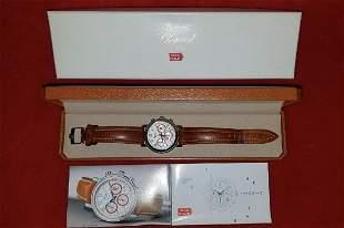 "Chopard ""Mille Miglia"" 70th Ann., Automatic Watch"