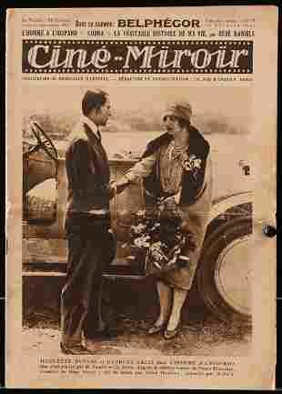 CINE-MIROIR Feb 1, 1927 L'homme a l'Hispano An