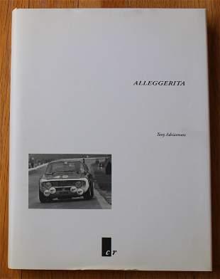 Alfa Romeo Alleggerita GTA Book 1st Edition 1994