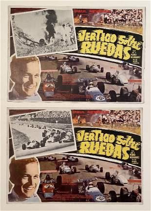 Vertigo Sober Ruedas (Winning) 1969 Two Original