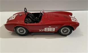 Shelby Cobra 260 Exoto Model Signed