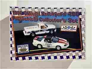 1996 Brickyard 400 Pace Vehicle Collector's Set, 1:25