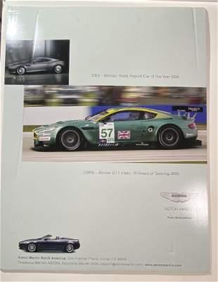 Aston Martin DBR9 Winner GTI, 2005 showroom display