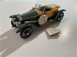 1914 Rolls Royce Franklin Mint Model