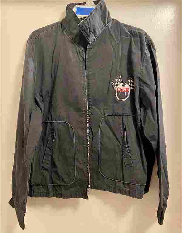 Vintage Wynn's Racing Jacket Black