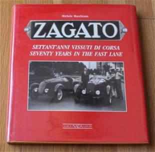 ZAGATO 70 Years in the Fast Lane Abarth Lancia Alfa