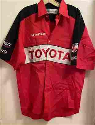 Toyota Motors Sports Phil Remington Shirt