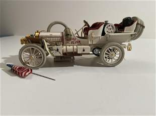 1908 Thomas Flyer Franklin Mint, 1/18th Scale