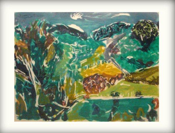 9: Michael Heindorf, English Landscape Series