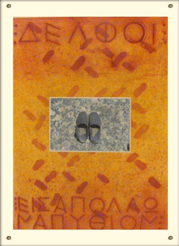 30: Joe Tilson, Proscinemi Delphi