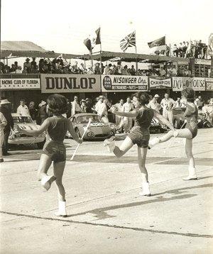 42: Dunlop, Triumph, Alfa Romeo Sebring, MG, Sportscar