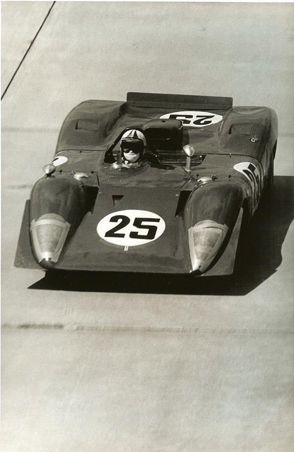 45: Peter Biro Ferrari 612 Can Am Race Car,Sebring