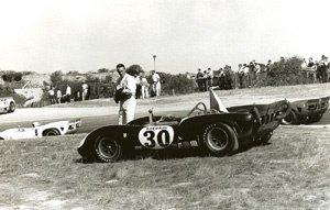 52: Dan Gurney Ford 305 Laguna Seca Can am, Bardahl