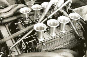 53: Gurney-Westlake 305 Ford Engine at Bridgehampton