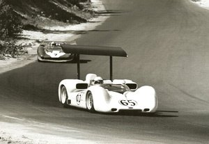 56: Pete Biro Untitled #65 Jim Hall in the Chaparral