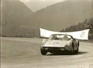 101: Ulf von Malberg Porsche 904 GT, Hillclimb, Swiss