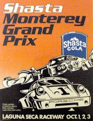 114: LAGUNA SECA  MONTEREY GRAND PRIX-Porsche