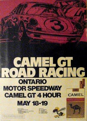 115: Camal GT IMSA Ontario Motor Speedway-Porsche Race