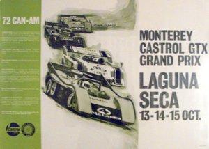 125: Monterey Castrol GTX Can-Am Laguna Seca Grand Prix