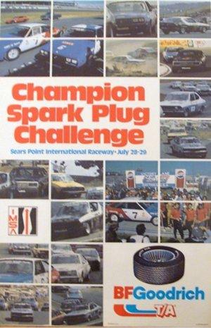 126: Sears Point  IMSA Champion Spark Plug Challenge