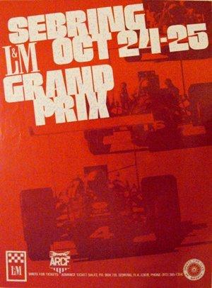 128: Sebring SCCA L & M Grand Prix Formula 5000 ACRF