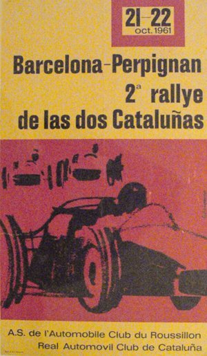 129: Barcelona-Perpognan 2A Rally-Catalunas Formula