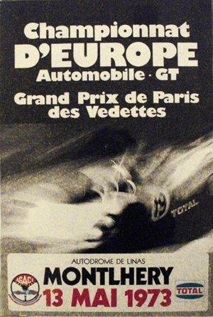 136: Championnat D'Europe Montlhery  Matra, Porsche