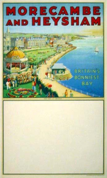 195: Morecambe, West End and Heysham, Britian