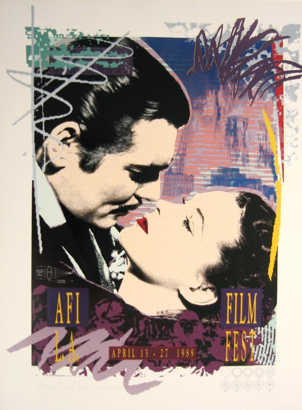 239: Gone with the Wind, AFI, Film Poster, Duardo