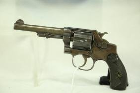 SMITH & WESSON HAND EJECTOR 32 S&W LONG PISTOL