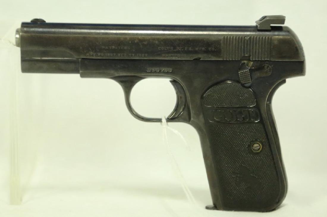 COLT 1903 POCKET AUTOMATIC