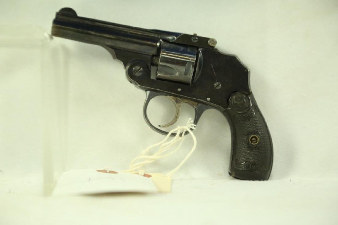 U.S. REVOLVER CO. TOP BREAK .32 S&W REVOLVER