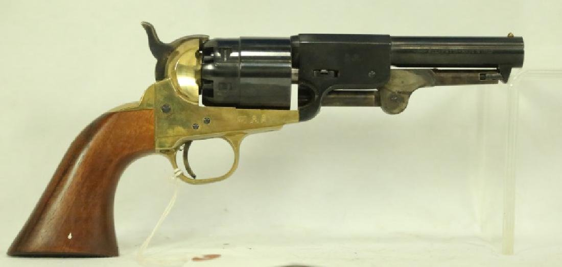 NAVY ARMS CO. .44 CAL BLACK POWDER REVOLVER
