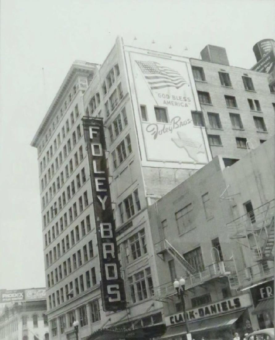 """BOB BAILEY """"FOLEY BROTHERS DEPARTMENT STORE, 1940"""""""
